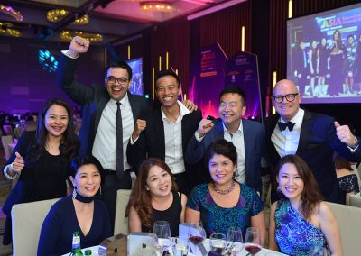 Asia Recruitment Awards 2019 gala dinner and celebration 2