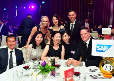 Asia Recruitment Awards 2019 gala dinner and celebration 9