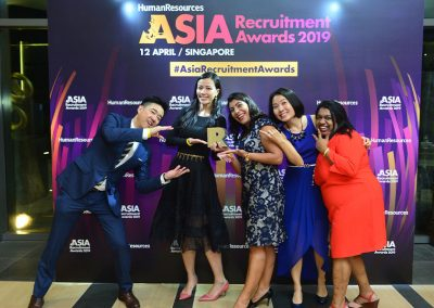 Asia Recruitment Awards 2019 gala dinner and celebration 3