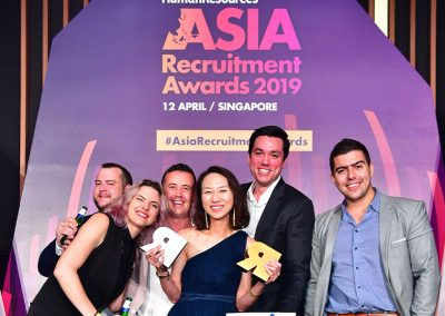 Asia Recruitment Awards 2019 gala dinner and celebration 5