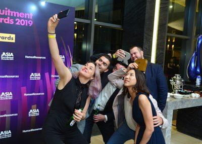 Asia Recruitment Awards 2019 gala dinner and celebration 7