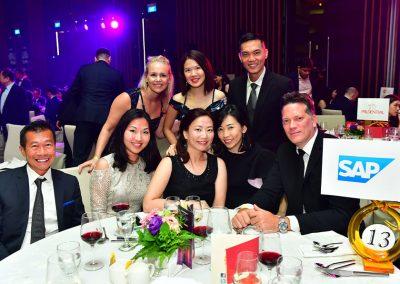 Asia Recruitment Awards 2019 gala dinner and celebration 9