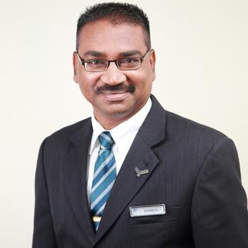 Muhammad Vickneswaran
