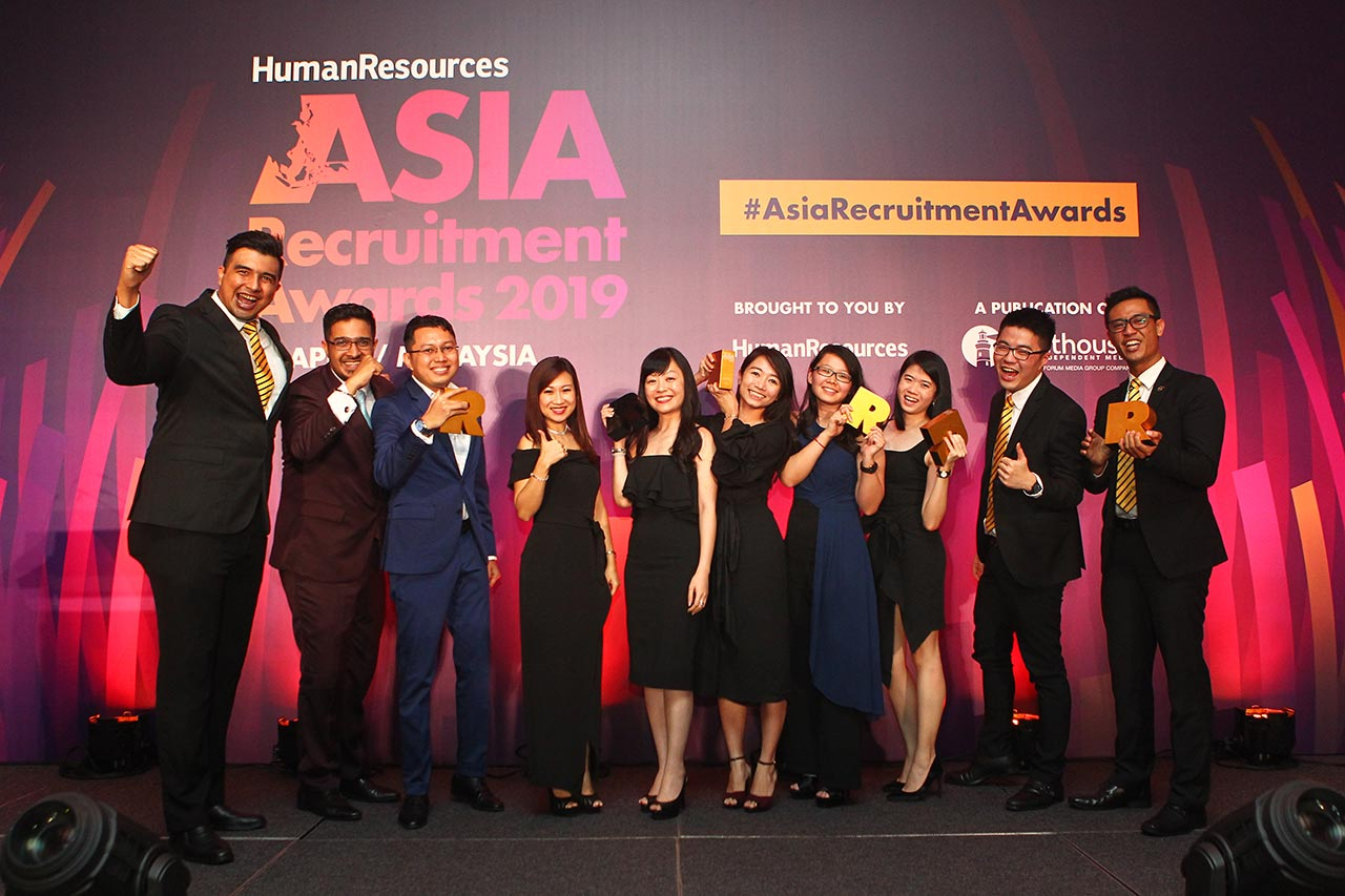 Asia Recruitment Awards 2019